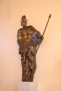 Figura św. Floriana