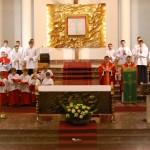 Uroczystość św. Tarsycjusza - patrona ministrantów 2015 [GALERIA]
