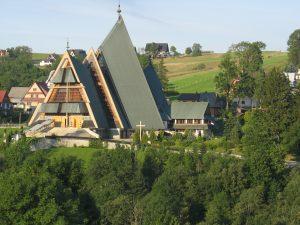 Sanktuarium Matki Bożej Objawiającej w Olczy
