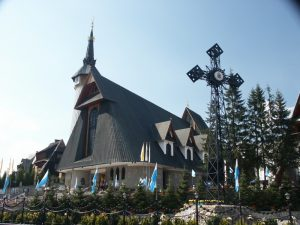 Sanktuarium Matki Bożej w Zakopanem