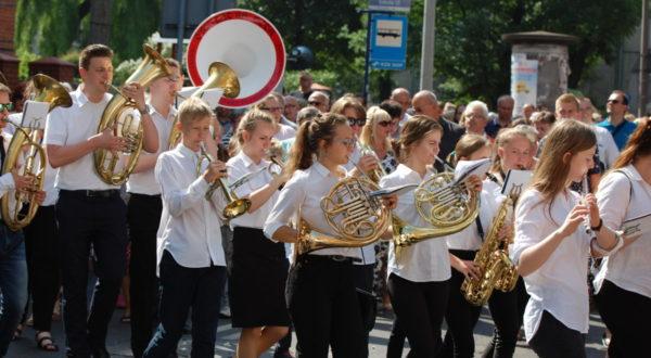 Nasza Orkiestra Dęta obchodzi 10 urodziny!