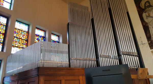 Nasze kościelne organy znów wybrzmiały