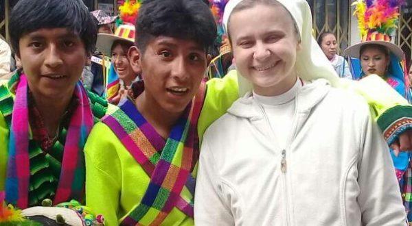 Odwiedziny Siostry Amaty